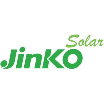 Logo of jinko solar company