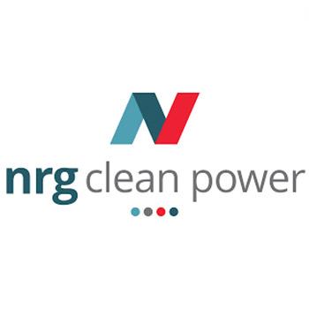 Logo of nrg clean power
