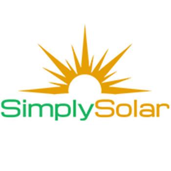 Logo of simplysolar