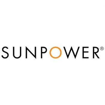 Logo of sunpower solar company