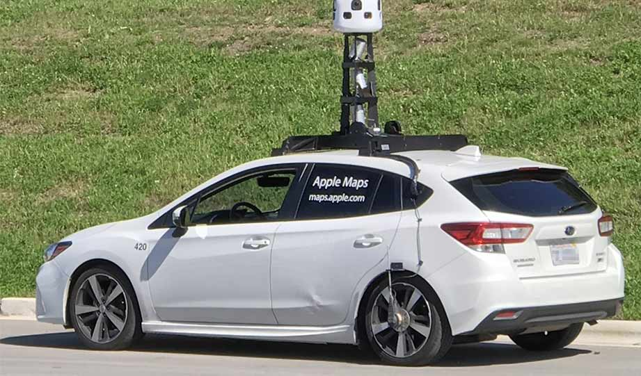 Featured image for Apple Plans To Launch Self-Driving Car With Revolutionary Battery Design By 2024 article