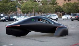 Featured image for Aptera Launches Three-Wheeled Solar Electric Car That Needs No Charging article