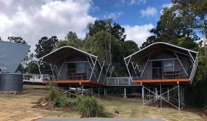 Featured image for Glamping And Green Architecture In Queensland's Lamington National Park article