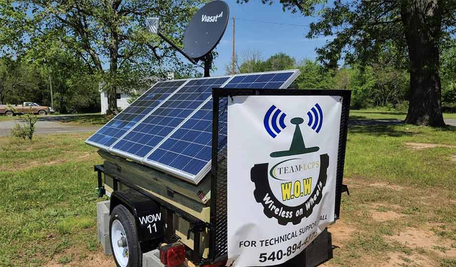 Featured image for Remote Classes Powered By Solar In Rural Virginia article