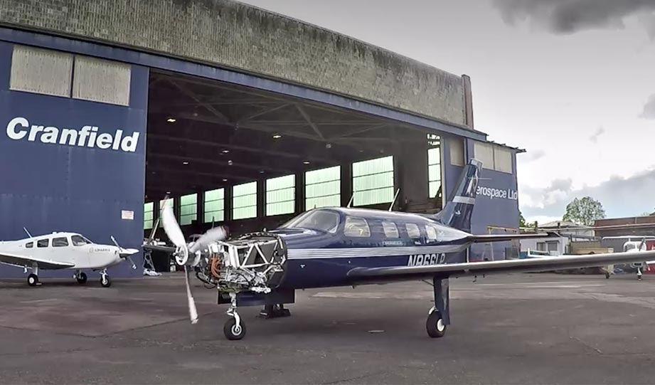 Featured image for First Hydrogen-Fueled Flight A Success article