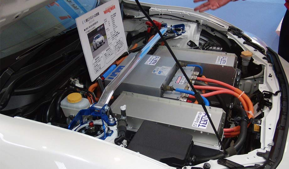 Featured image for Panasonic Presents Cutting-Edge Cobalt-Free Batteries For New Electric Vehicles article
