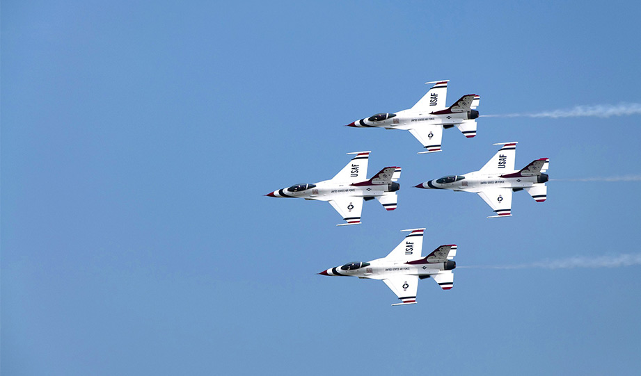 Featured image for U.S. Air Force Becomes A Role Model For Best Energy Efficiency Practices article