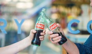 Featured image for Coca-Cola Tests Paper Bottle Prototype With Online Retailer in Hungary article