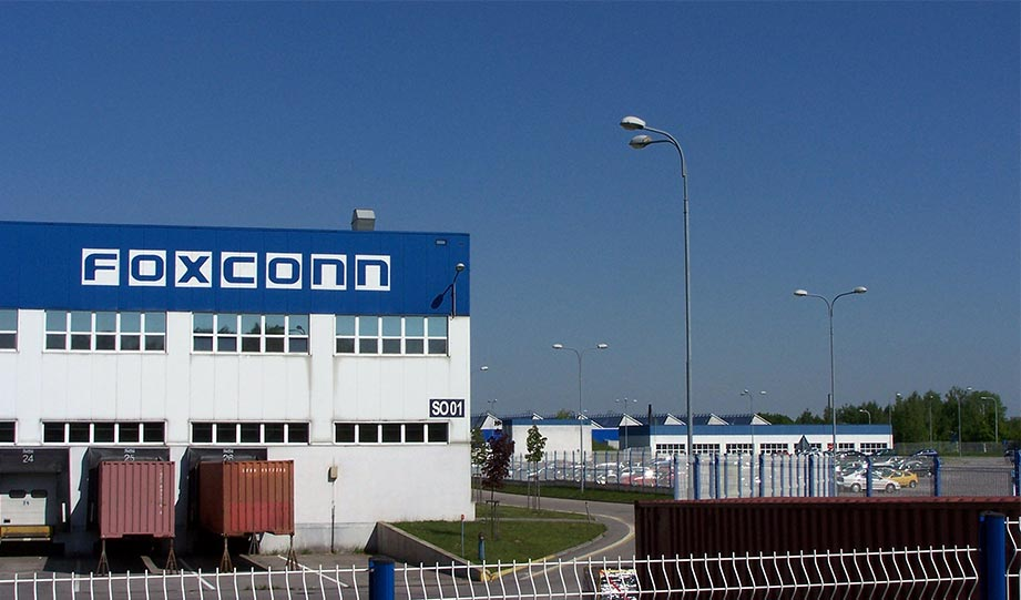 Featured image for Foxconn Considers Making EVs at Wisconsin Plant article