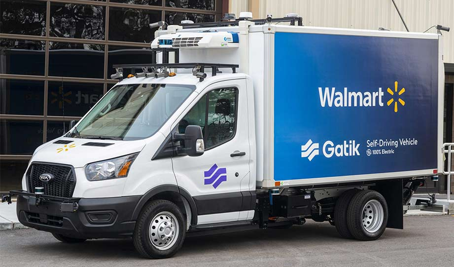 Featured image for Gatik Deploys Autonomous Electric Vehicles in New Orleans article