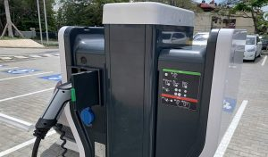 Featured image for Singapore Boosts Adoption Rate Of EV Charge Points article