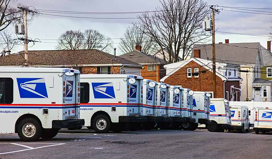Featured image for USPS Goes Green with New Delivery Vehicle Fleet article