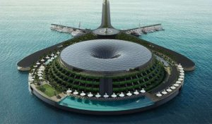 Featured image for 5-Star Floating Hotel Generates Its Own Innovative Power article