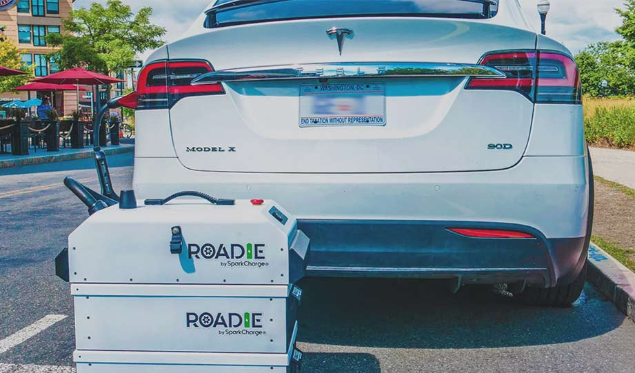 Featured image for Mobile Charging for EVs Could Become the Future With SparkCharge article