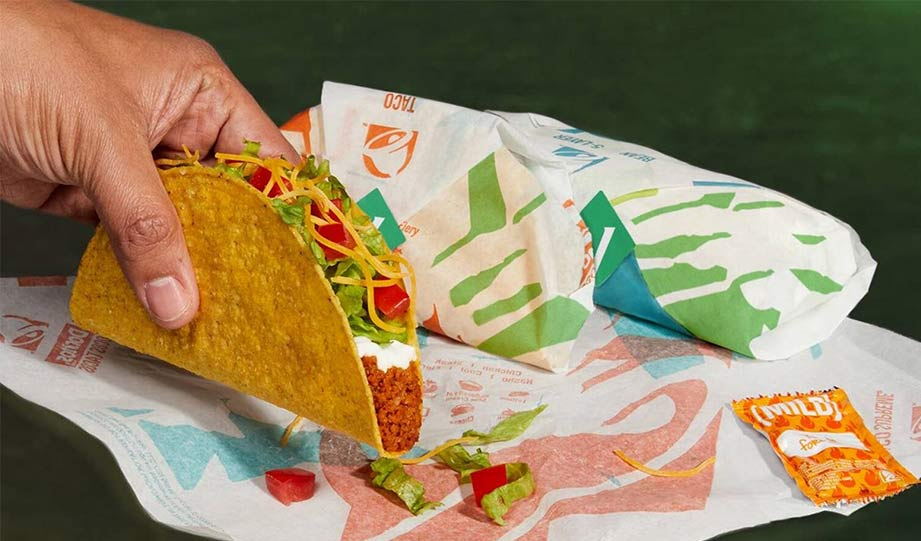Featured image for Taco Bell Trying Out Vegan Alternative to Meat article