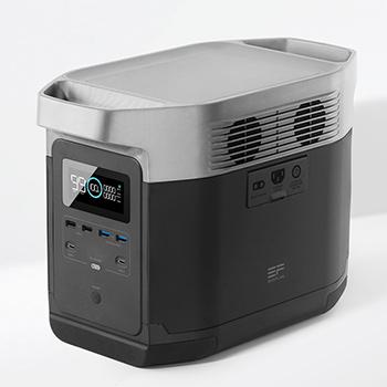 A battery generator that is heavy