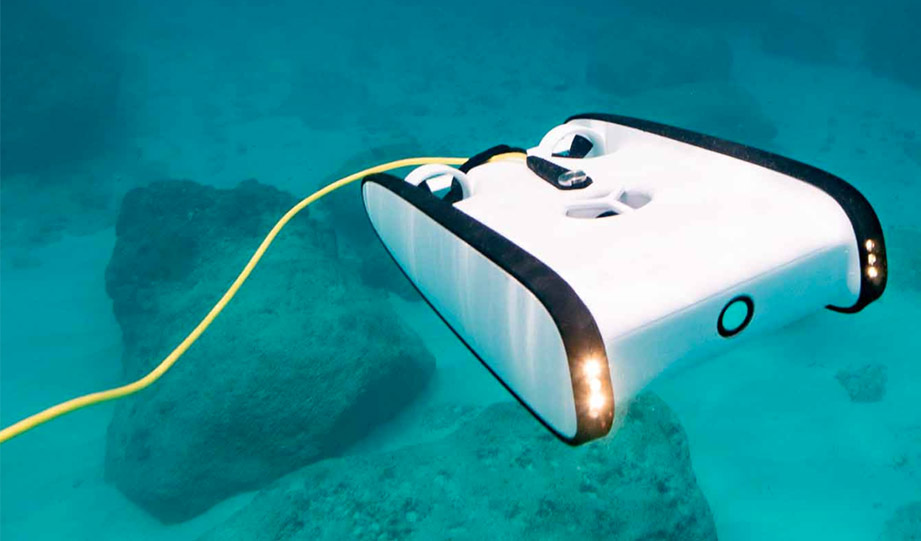 Featured image for Ocean Drone Startup Merger Results in a Prime Sea Exploration Drone article