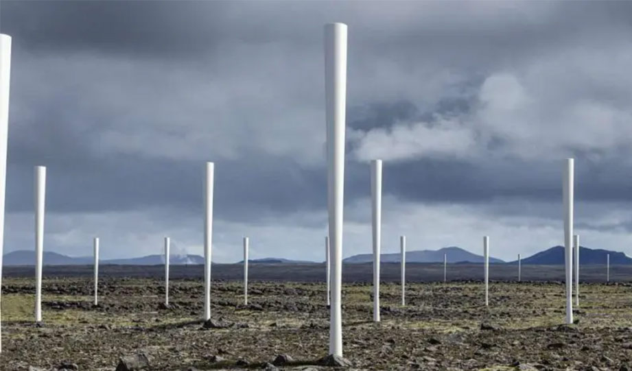 Featured image for Revolutionary New Wind Energy Technology article