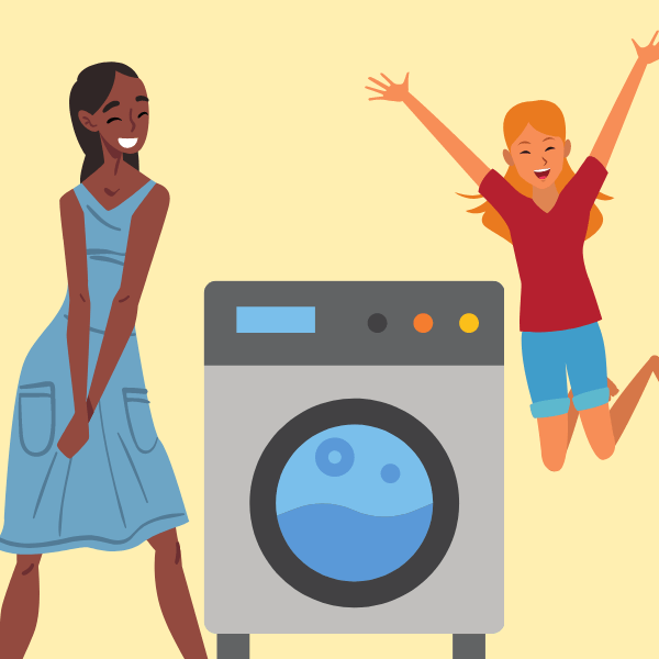 donate washer and dryer