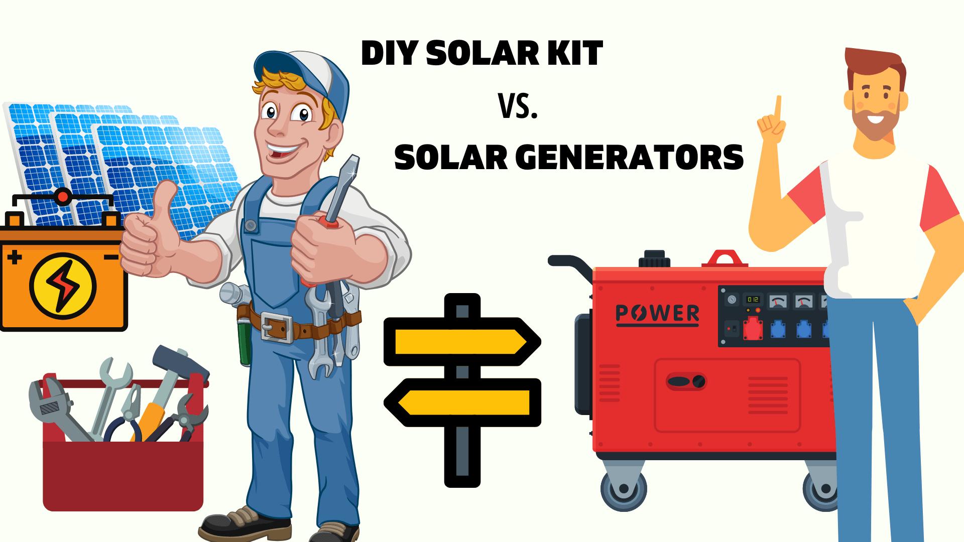 Best Solar Generators for RV