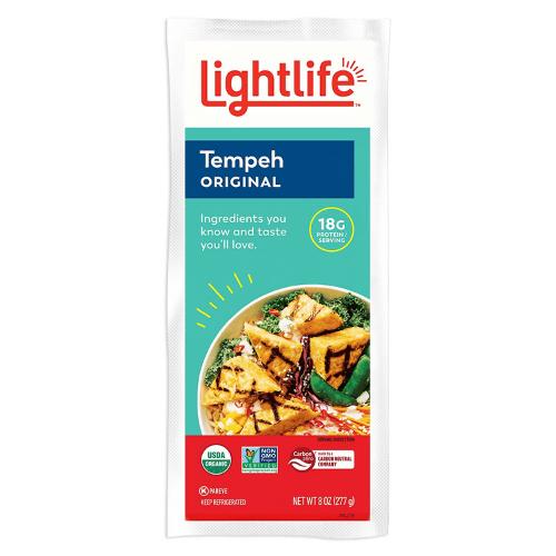 Lightlife, Tempeh Original Soy Organic