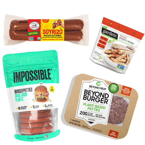 plant based meat alternatives