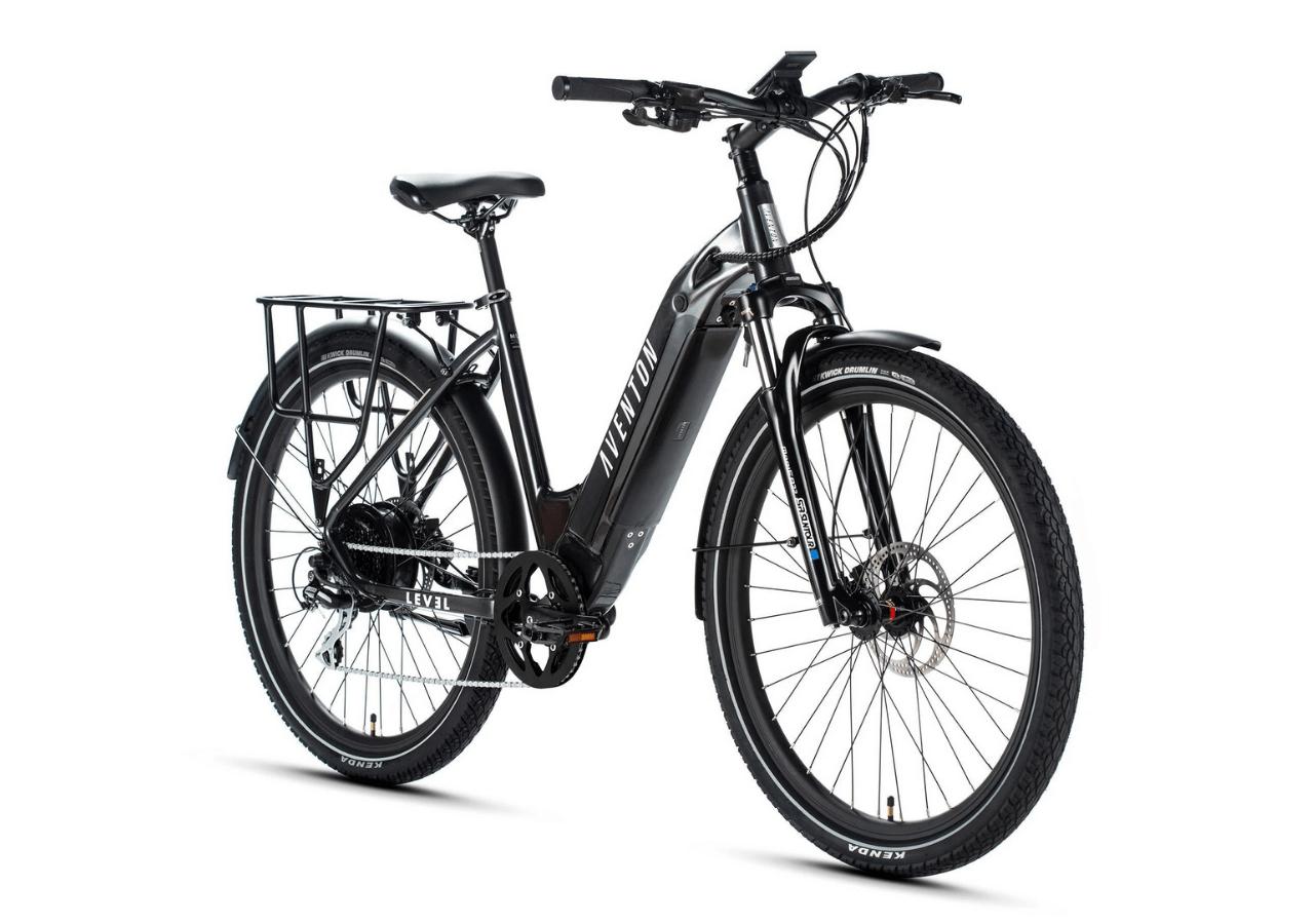 best e-bike aventon level