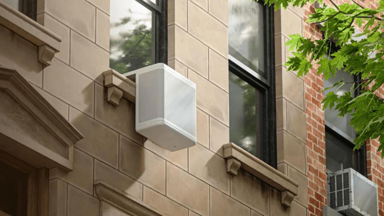 Gradient Designed Eco-friendly Window AC Units