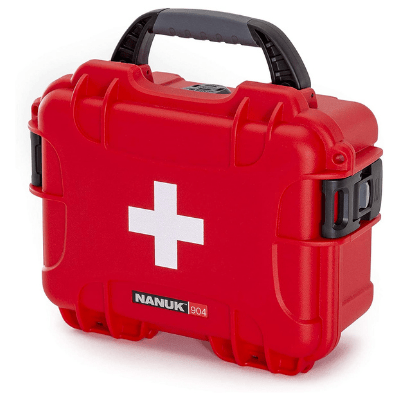 Nanuk_904_Waterproof_First_Aid_Prepper_Survival_Gear