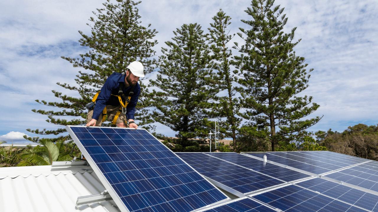 New Figures Show Leading Solar Energy States