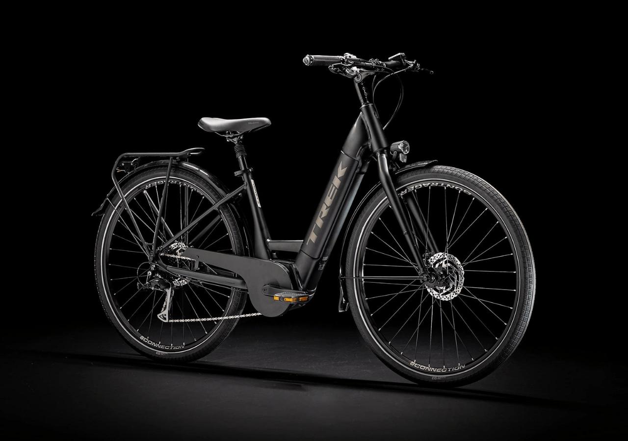 best e-bike Trek verve+