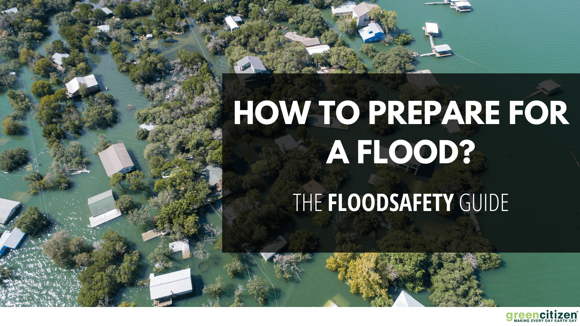 How to prepare for a flood floodsafety