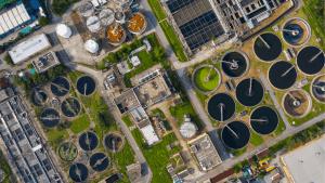 Zero-Power Sewage Plants that Mimic Cows' Digestive System