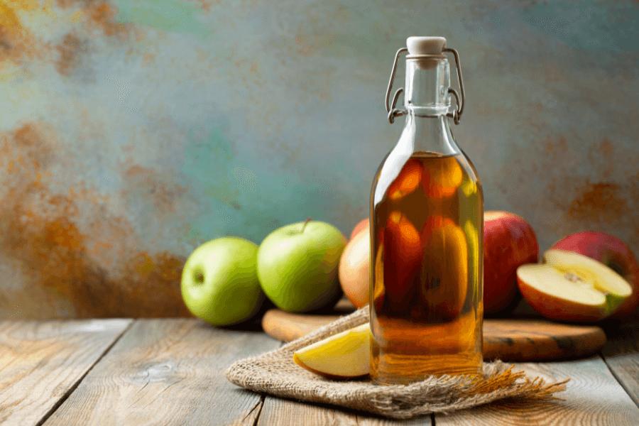 Apple cider vinegar natural pesticide