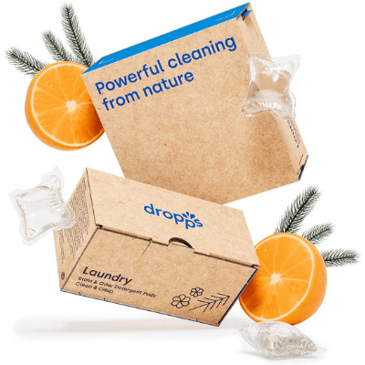 Dropps Eco-Friendly Laundry Detergents