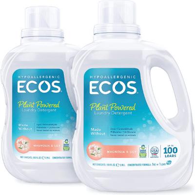 Ecos Eco-Friendly Laundry Detergents