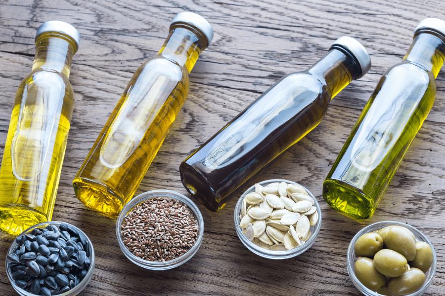 Natural Pesticides vegetable oil