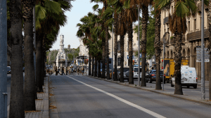 Barcelona Plans to Expand Pedestrian Green Spaces