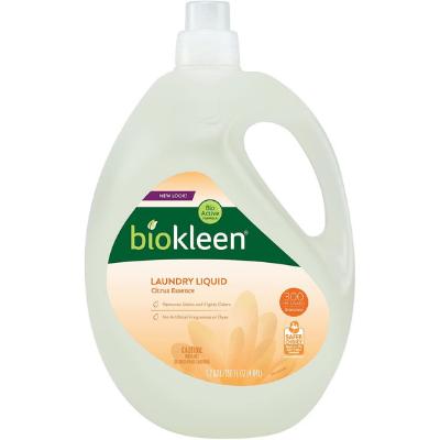 biokleen Eco-Friendly Laundry Detergents