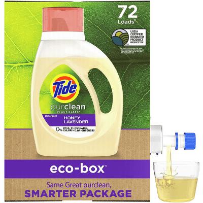 Tide Purclean Eco-Friendly Laundry Detergents